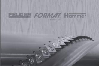 Nhà sản xuất Felder phát hành cataloge mới 2016-2017