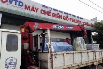 Khách hàng tại TP. Biên Hòa, Tỉnh Đồng Nai đầu tư dàn máy...