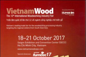 THƯ MỜI THAM DỰ TRIỂN LÃM VIETNAMWOOD 2017