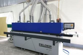 Bảo hành, bảo trì máy dán cạnh chuyên nghiệp tại Felder Việt...