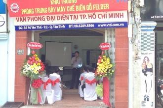 Công ty TNHH Phát triển Kỹ thuật Việt Nam (VTD) khai trương...