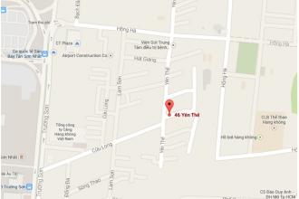 Thông báo thay đổi địa chỉ văn phòng đại diện về 46 Yên...