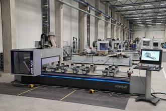 Ưu điểm nổi bật của máy CNC H200