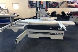 Máy cưa bàn trượt Châu Âu Felder K540S có đáng đầu tư?