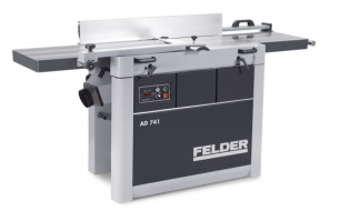 The AD 741 - Planer-Thicknesser