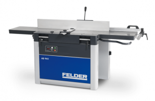 The AD 941 planer - thicknesser