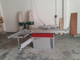 Công ty Phúc An tại Hóc Môn, TP. Hồ Chí Minh sử dụng máy Cưa Hammer K3 Winner