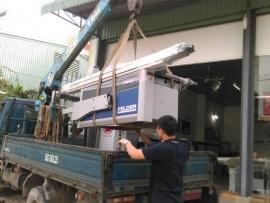 Công ty TNHH Xây dựng - Thương mại Tam Hữu tại Hóc Môn, TP. Hồ Chí Minh - Máy cưa bàn trượt Felder K940S