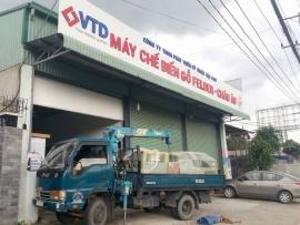 DNTN Tiến Đạt tại TP. Long Xuyên, Tỉnh An Giang - Máy cưa K540S, FD21 Pro, AF14