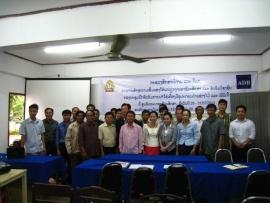 Công ty Tecotec tại Lào - Dự án máy chế biến gỗ Felder