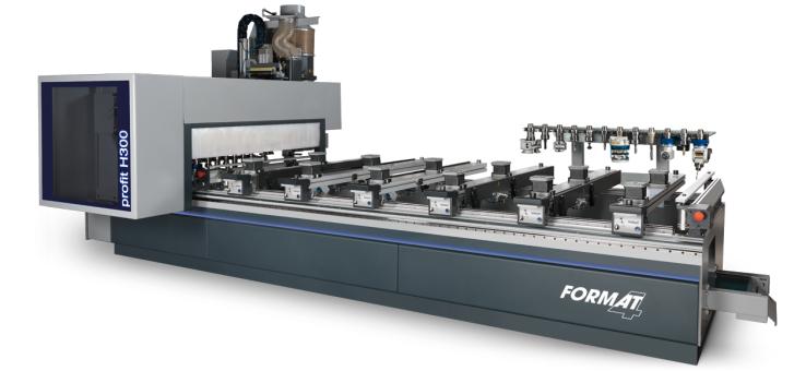 Profit H300 CNC